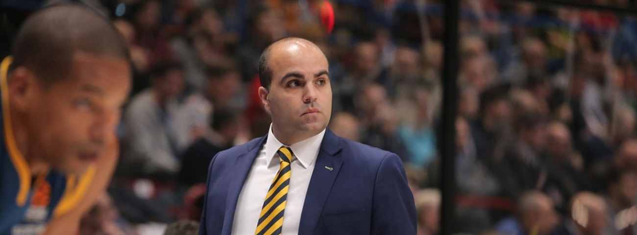 Coach Garcia riding a perfect start in Gran Canaria