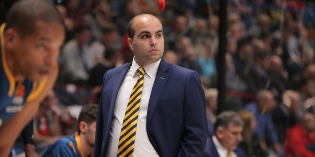 Gran Canaria confirms Garcia on bench