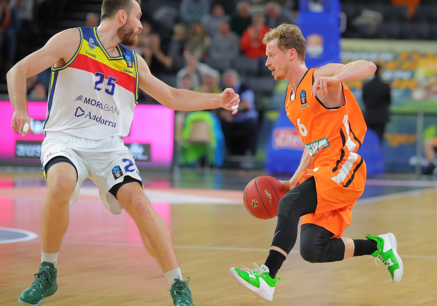 Per Guenther - ratiopharm Ulm (photo Ulm - Florian Achberger) - EC18