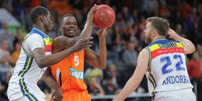 7DAYS EuroCup, Regular Season Round 9: ratiopharm Ulm vs. MoraBanc Andorra