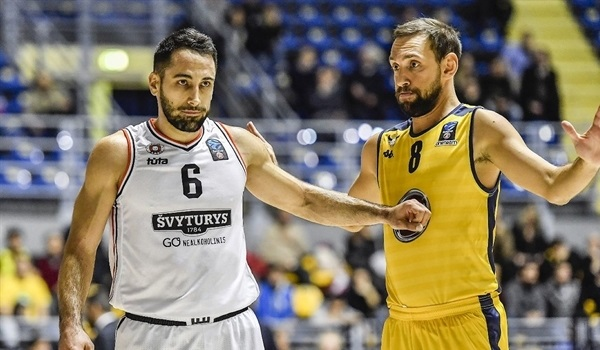 RS Round 9: Rytas inches towards Top 16 with OT win in Turin