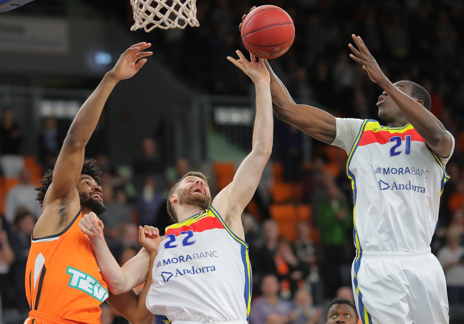 Moussa Diagne - MoraBanc Andorra (photo Ulm - Florian Achberger) - EC18