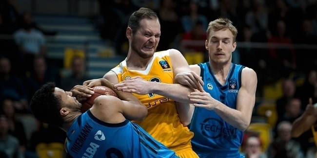 7DAYS EuroCup, Regular Season Round 9: Arka Gdynia vs. ALBA Berlin