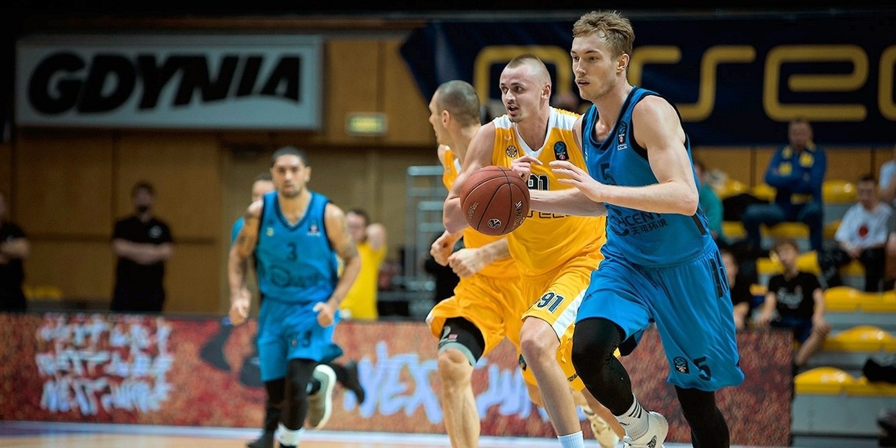 Niels Giffey - ALBA Berlin (photo Arka) - EC18