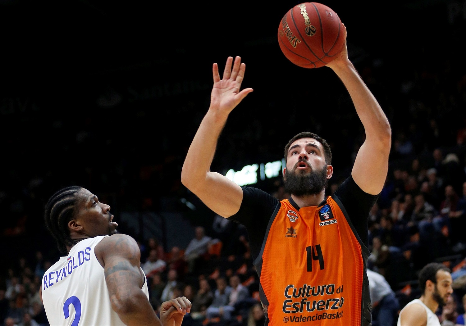 Bojan Dubljevic - Valencia Basket (photo Valencia) - EC18