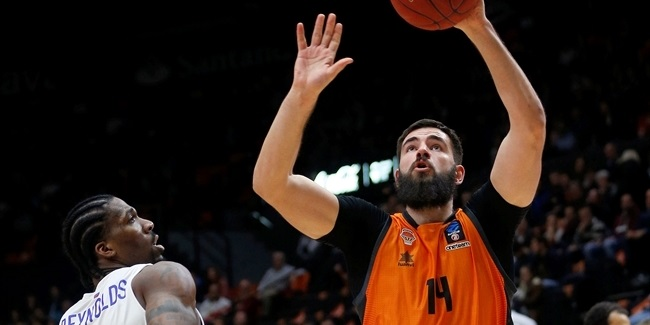 Bojan Dubljevic, Valencia: 'I really like to play the EuroCup'