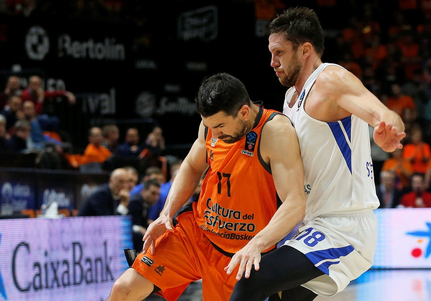 Rafa Martinez - Valencia Basket (photo Valencia) - EC18