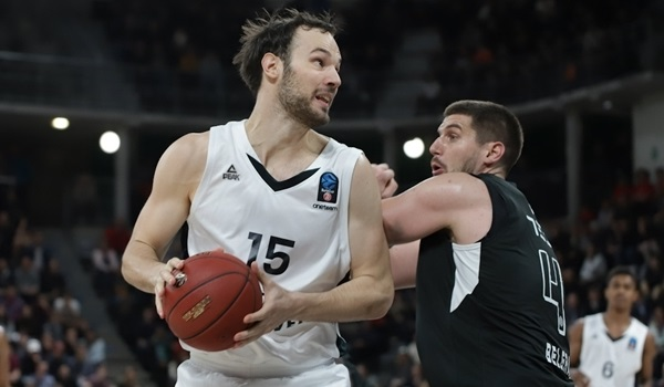 Domestic playoffs: ASVEL starts quarters strong