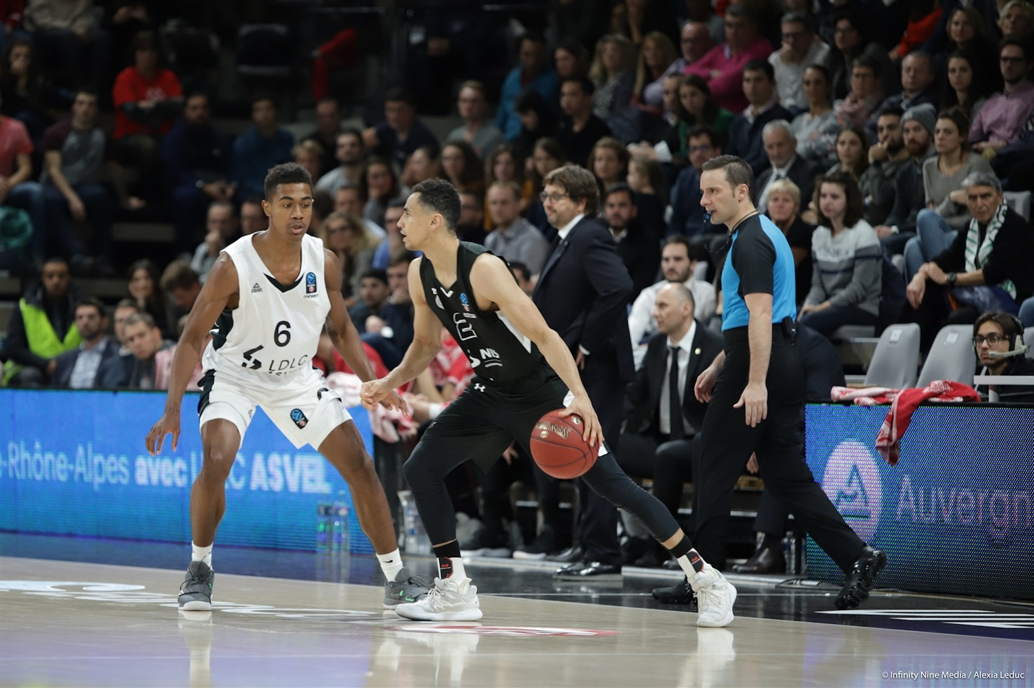 Marcus Paige - Partizan NIS Belgrade (photo Infinity Nine Media - Alexia Leduc) - EC18