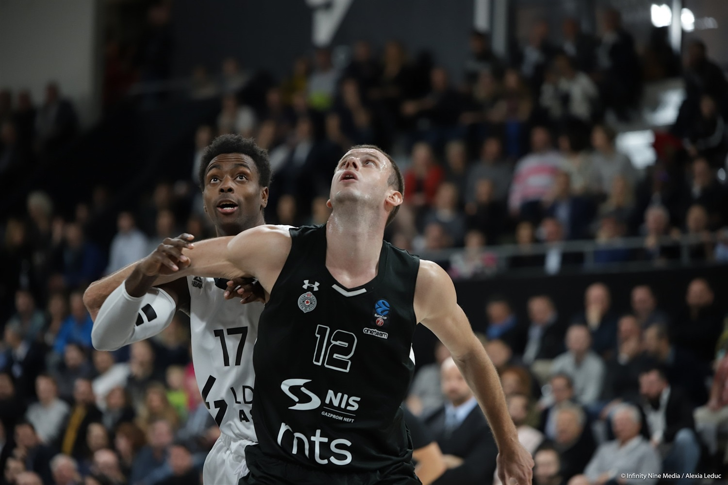 Novica Velickovic - Partizan NIS Belgrade (photo Infinity Nine Media - Alexia Leduc) - EC18