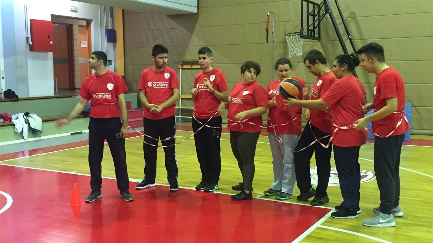 Olympiacos One Team Session