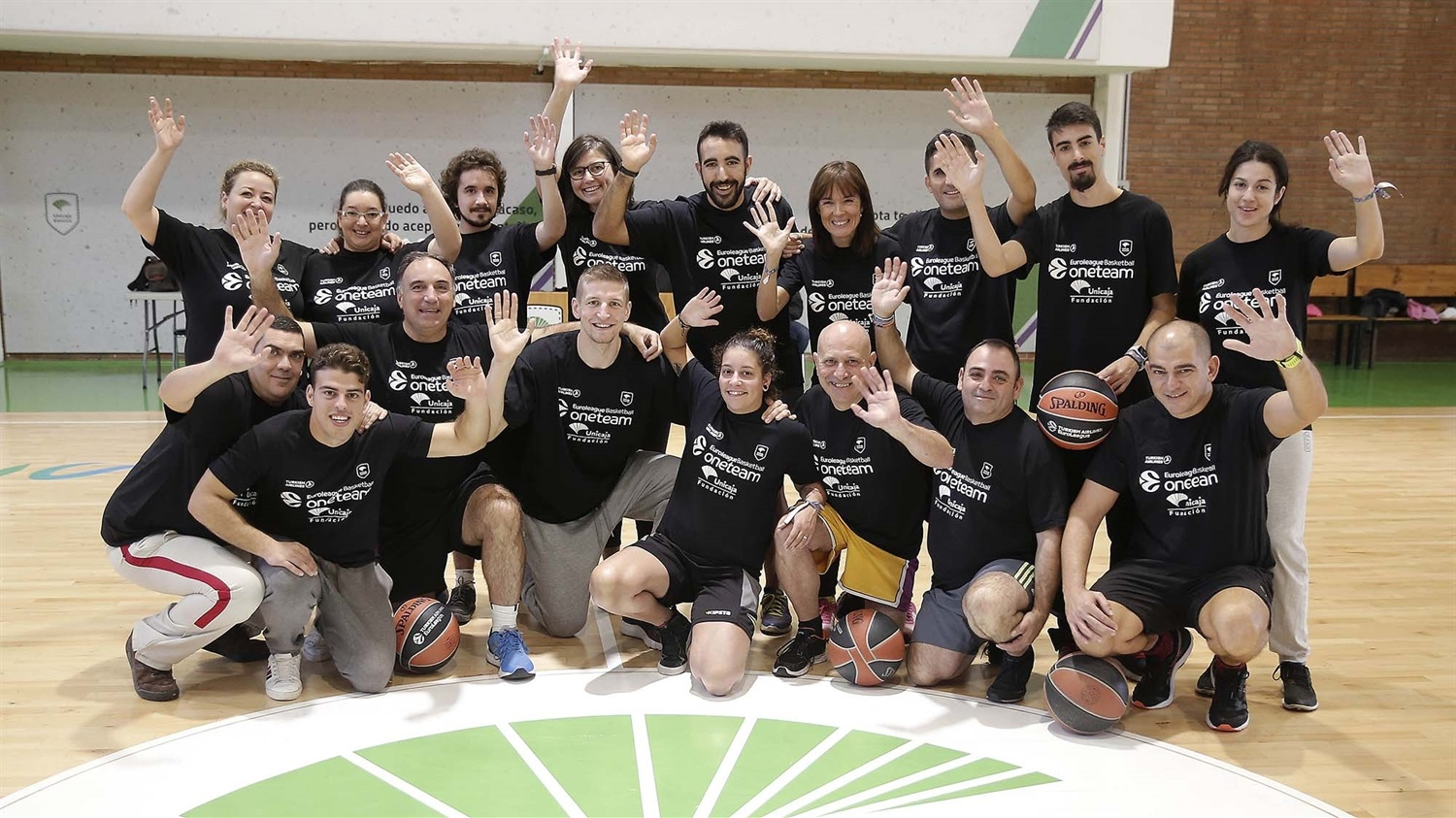 Unicaja One Team Session
