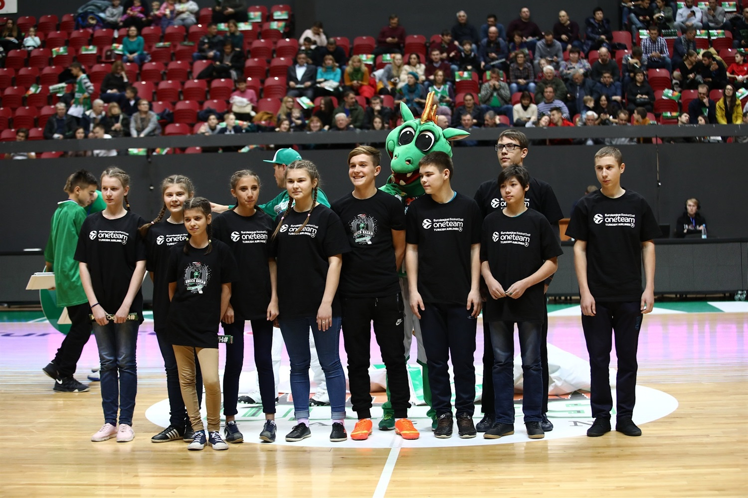 One Team Games - UNICS Kazan (photo UNICS) - EC18