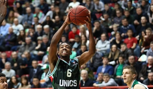 RS Round 9: UNICS downs Unicaja to take first place in Group D