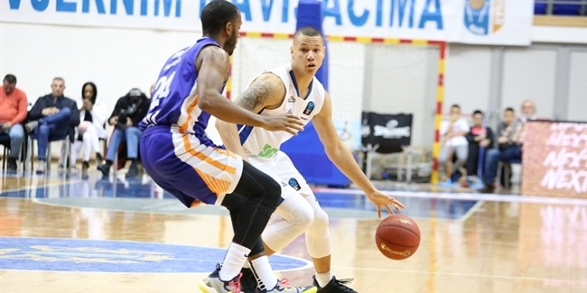 7DAYS EuroCup, Regular Season Round 9: Mornar Bar vs. Fraport Skyliners Frankfurt