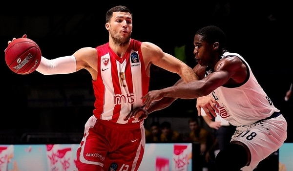 RS Round 9: Zvezda crushes Brescia to secure Top 16 spot