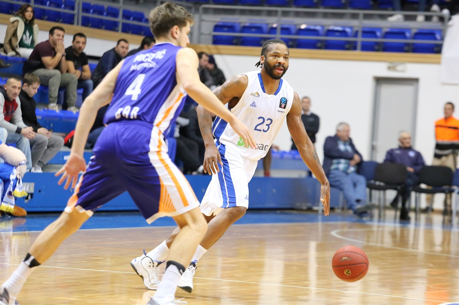 Quantez Robertson - Fraport Skyliners Frankfurt (photo Mornar) - EC18