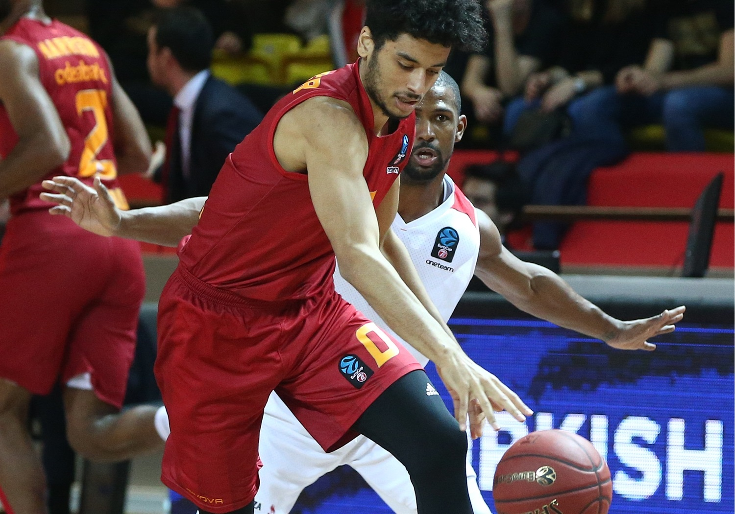 Tai Webster - Galatasaray Istanbul (photo Monaco) - EC18