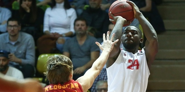 Monaco matched other great EuroCup newcomers by winning group
