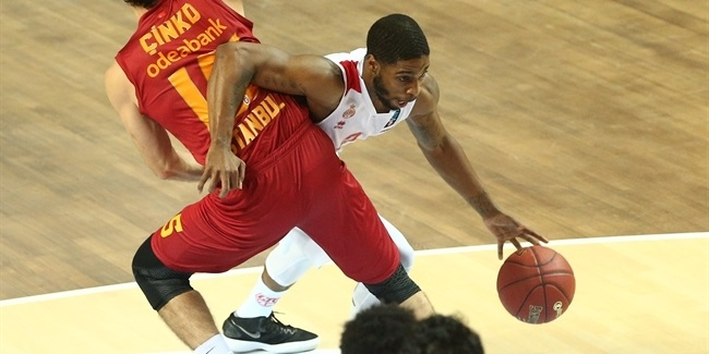 7DAYS EuroCup, Regular Season Round 9: AS Monaco vs. Galatasaray Istanbul