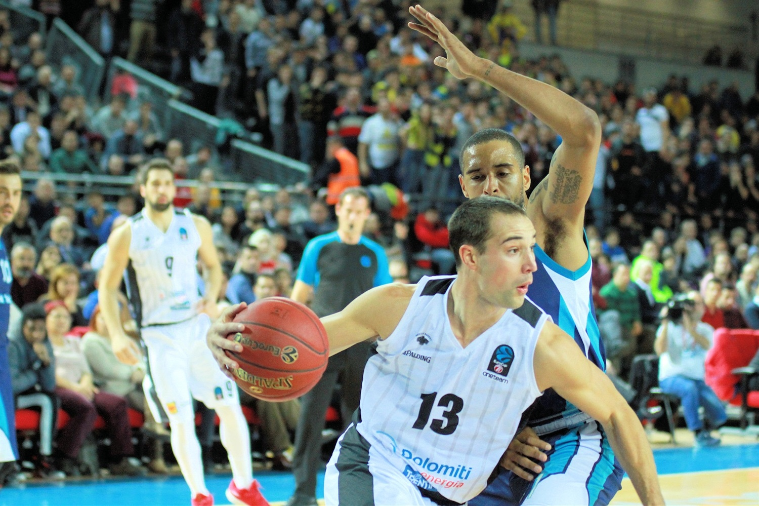 Aaron Craft - Dolomiti Energia Trento (photo Turk Telekom) - EC18