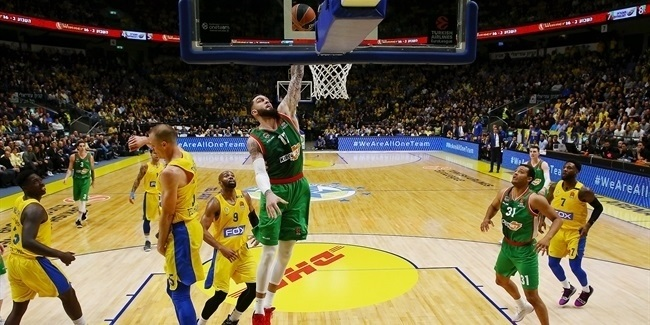 Poirier made Baskonia's floppy' finish spectacular