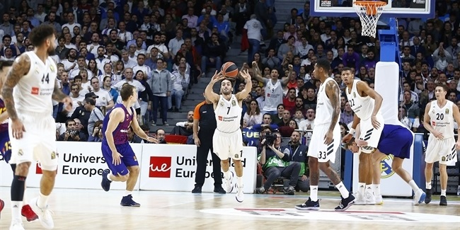 Campazzo gives Madrid fans buzzer-beater déjà vu