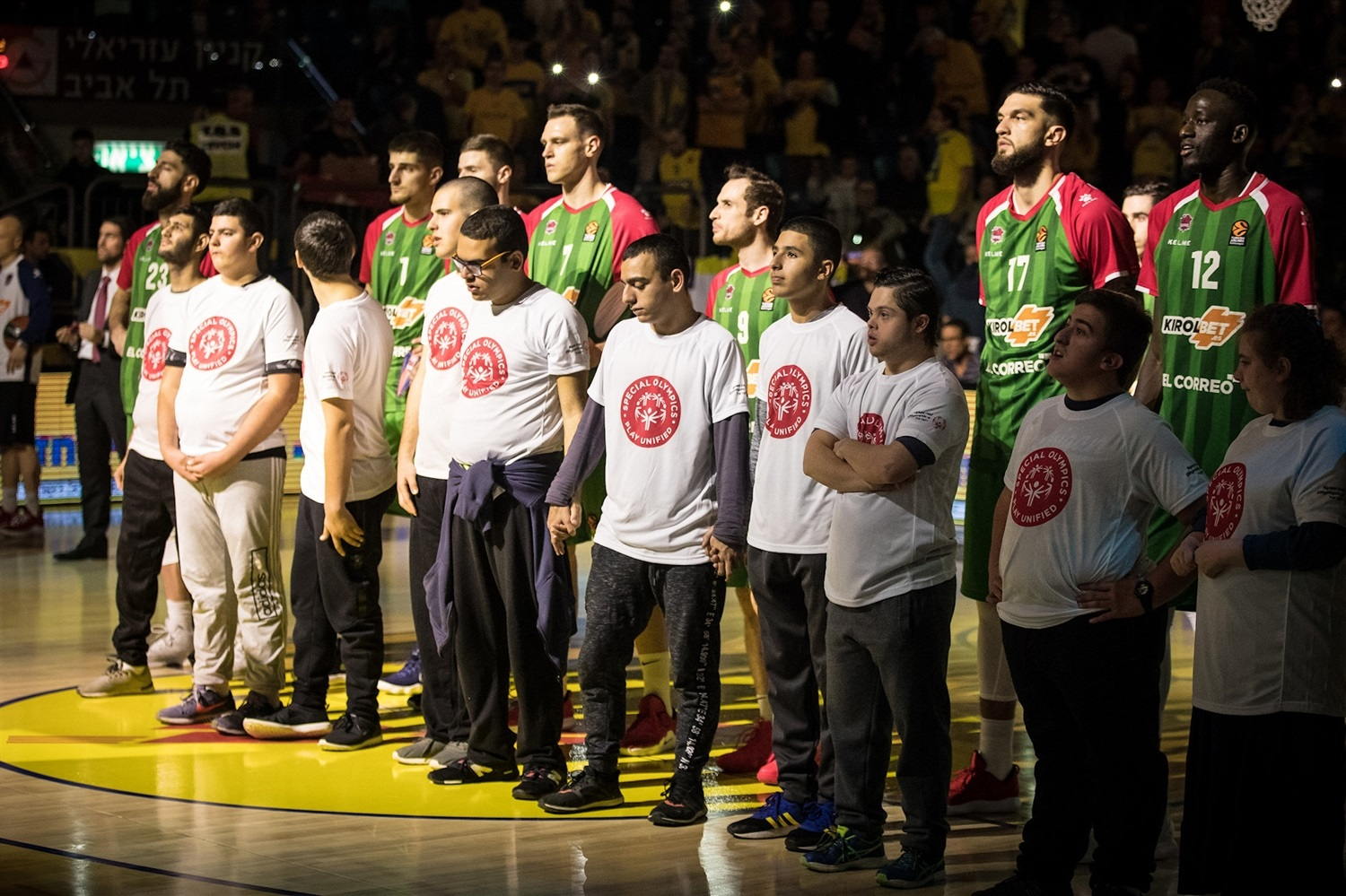 One Team Games - Maccabi FOX Tel Aviv - EB18