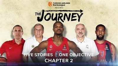 The Journey, Episode 2: Inside the great Greek derby