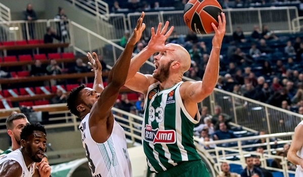 RS Round 12 report: Panathinaikos closes strong to snap losing streak