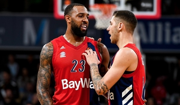 RS Round 12 report: Bayern stops Zalgiris for second straight win