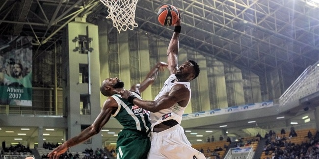 Baskonia adds big man Eric