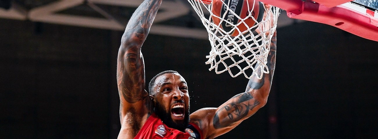 Derrick Williams: 'The EuroLeague brings the best out of every player'