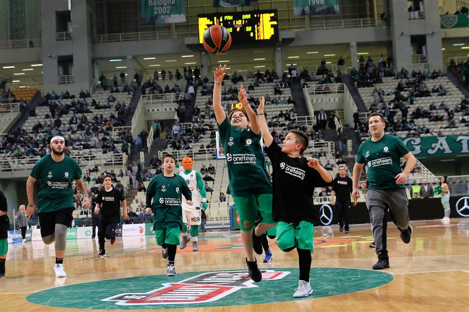 One Team Games - Panathinaikos OPAP Athens - EB18