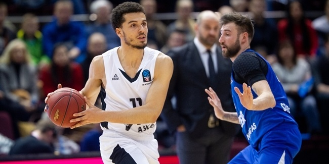 7DAYS EuroCup, Regular Season Round 10: Zenit St Petersburg vs. LDLC ASVEL Villeurbanne