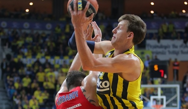 RS Round 12 report: Fenerbahce downs CSKA in a comeback thriller