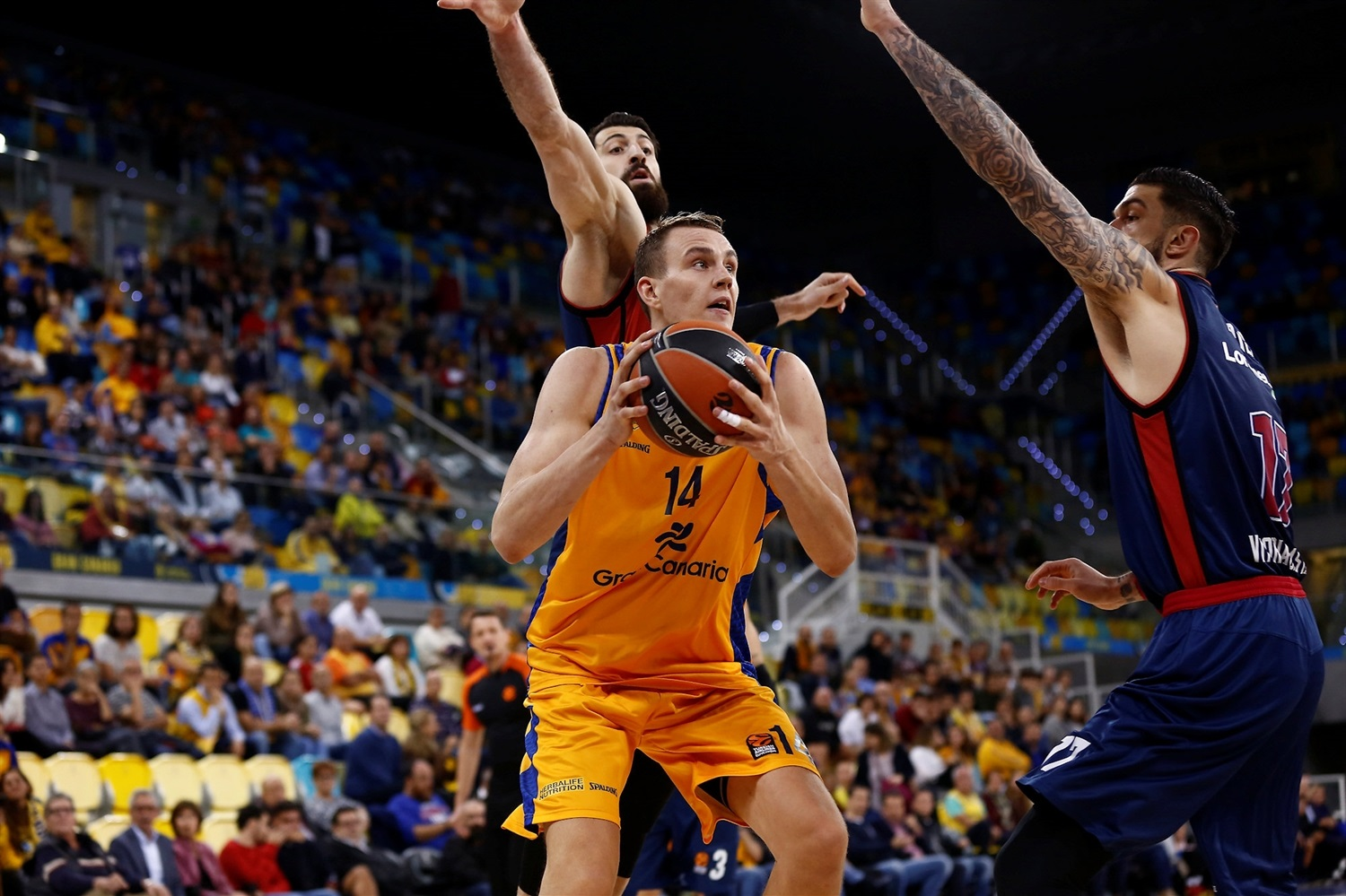 Anzejs Pasecniks - Herbalife Gran Canaria - EB18