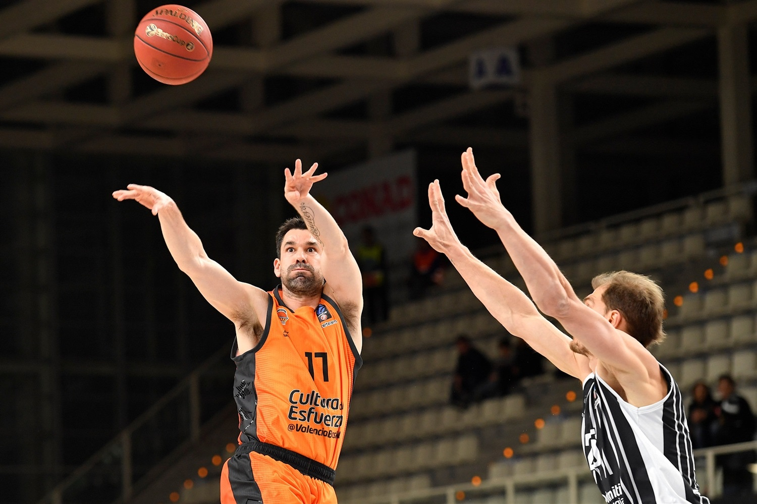 Rafa Martinez - Valencia Basket (photo Trento) - EC18