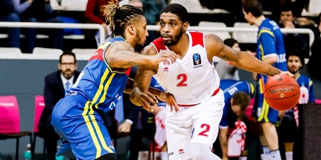 7DAYS EuroCup, Regular Season Round 10: MoraBanc Andorra vs. AS Monaco