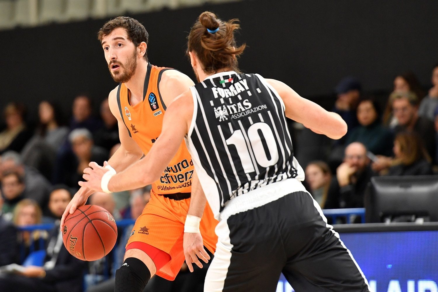 Guillem Vives - Valencia Basket (photo Trento) - EC18