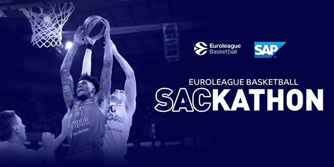 SAP and Euroleague Basketball partner in data storytelling Hackathon