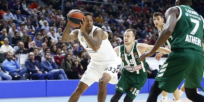 RS Round 13: Real Madrid vs. Panathinaikos OPAP Athens