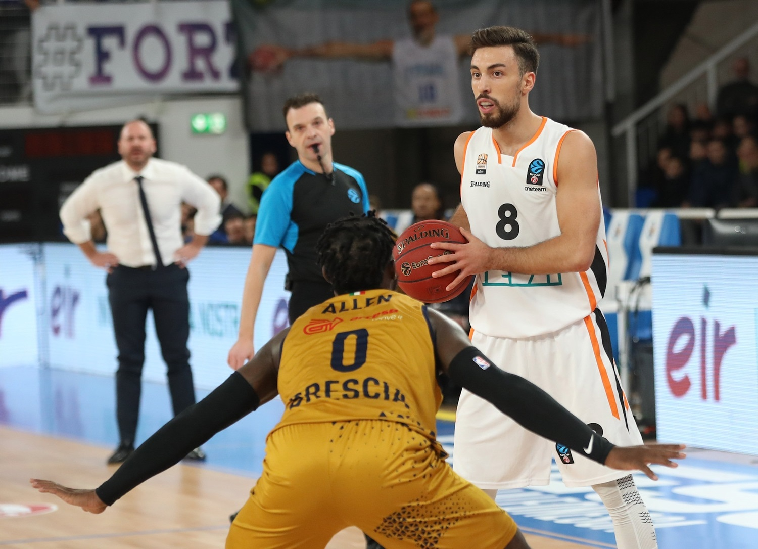 Ismet Akpinar - ratiopharm Ulm (photo Brescia) - EC18