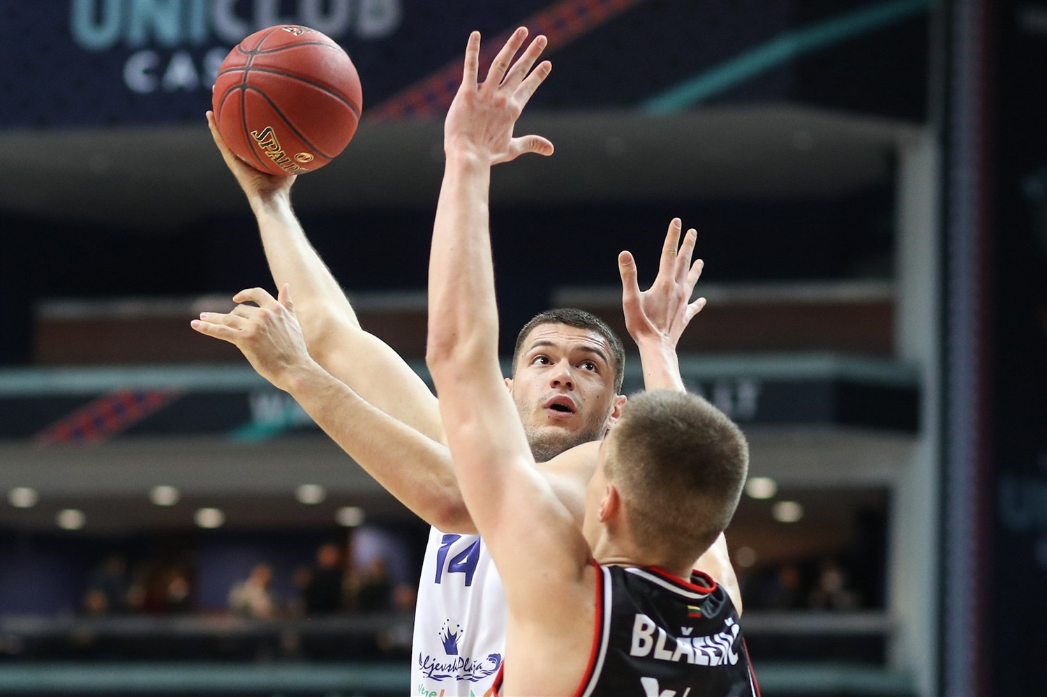 Vukota Pavic - Mornar Bar (photo Rytas) - EC18