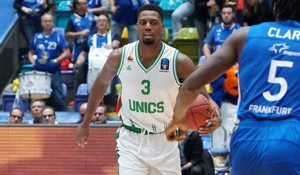 Blog, Melvin Ejim, UNICS: 'We want more'