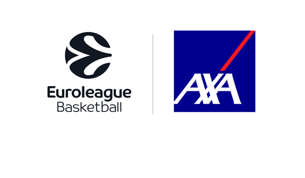 AXA Spain becomes new Euroleague Basketball partner