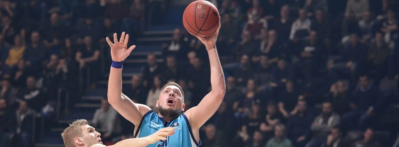 7DAYS EuroCup all-timers: Vladimir Stimac