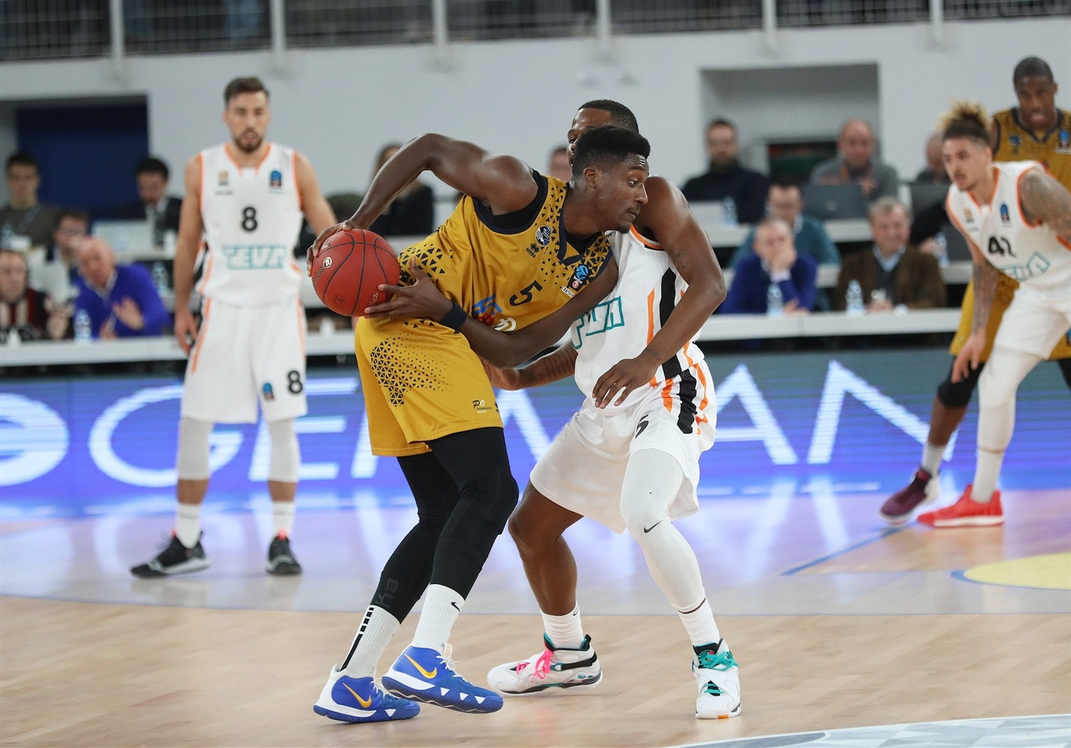Awudu Abass - Germani Brescia Leonessa (photo Brescia) - EC18