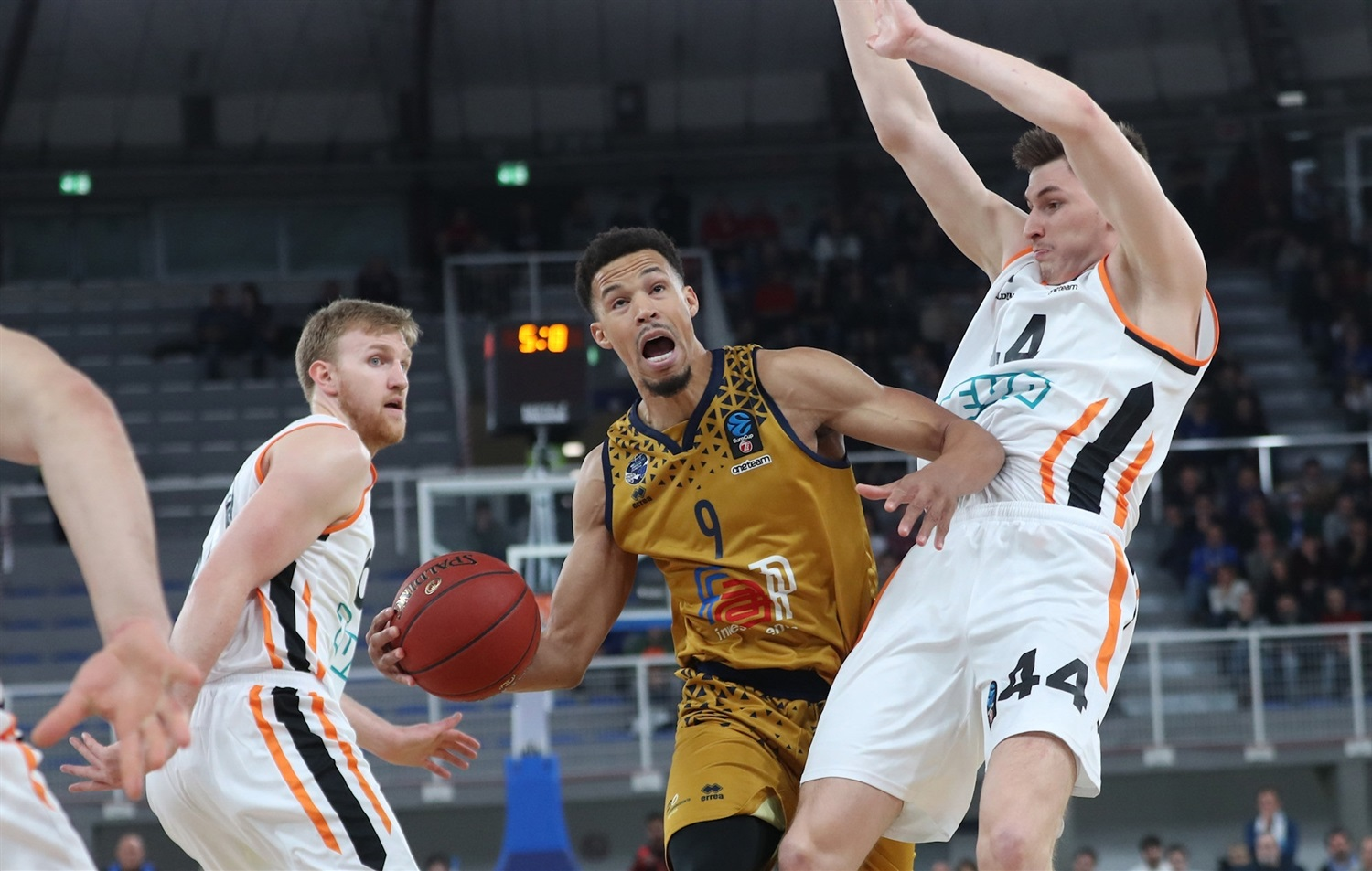 Jared Cunningham - Germani Brescia Leonessa (photo Brescia) - EC18