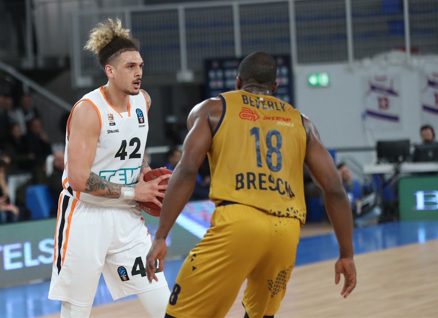 Isaac Fotu - ratiopharm Ulm (photo Brescia) - EC18